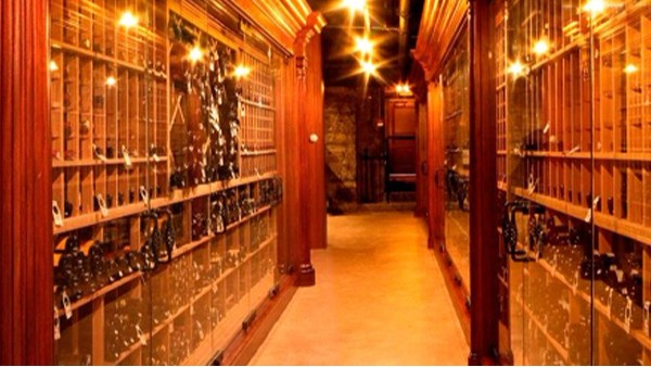 酒窖设计的风格特点