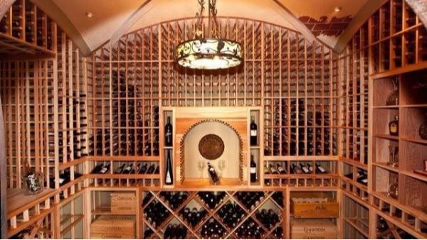 酒窖设计是一件综合型的艺术