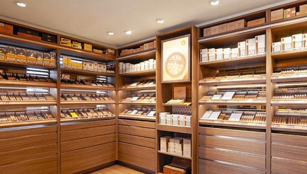爱士图尔-雪茄房
