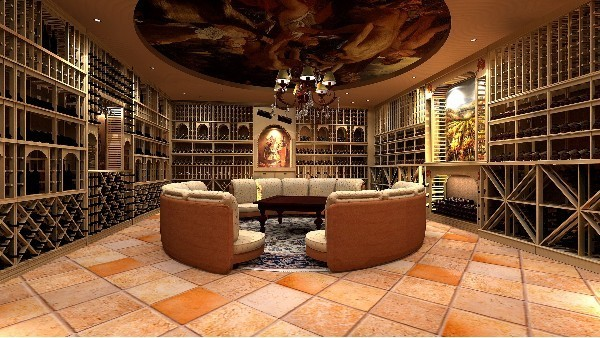 爱士图尔酒窖图片