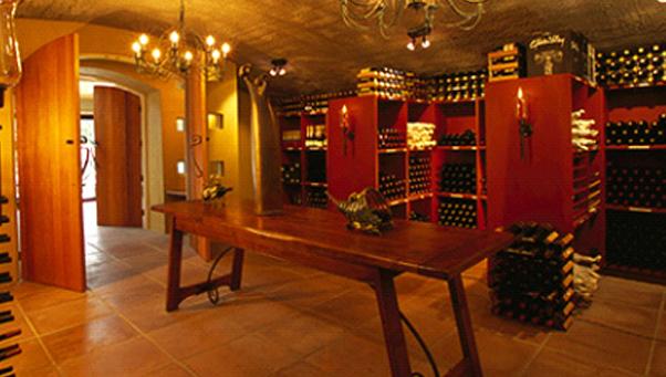 酒窖设计定制创意风格