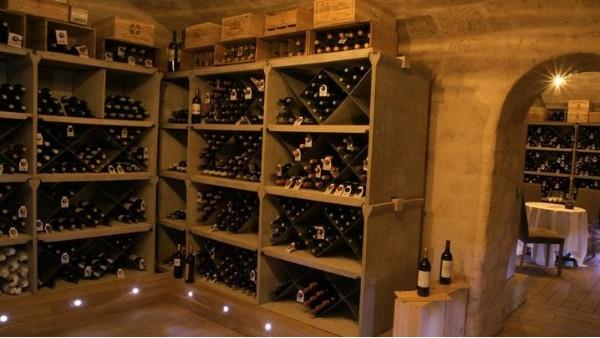 爱士图尔酒窖设计定制专家