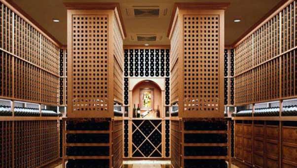 如何打造一个私人酒窖