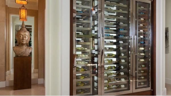 不锈钢酒柜越来越受欢迎是有原因的