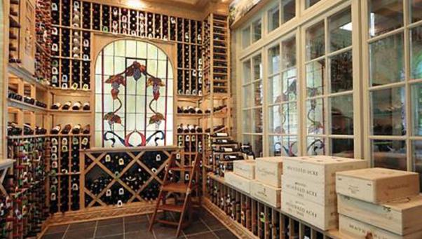 酒窖与酒柜的区别