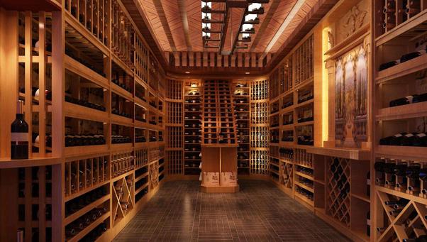 爱士图尔告诉你关于酒窖设计的知识点