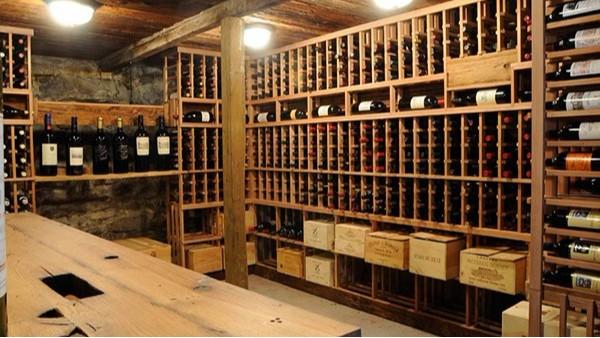 酒窖设计彰显个性与品位