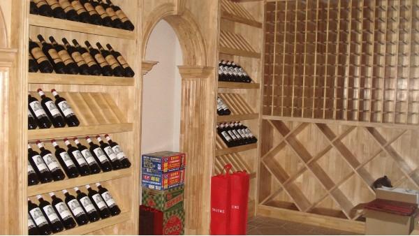 爱士图尔酒窖设计风格理念