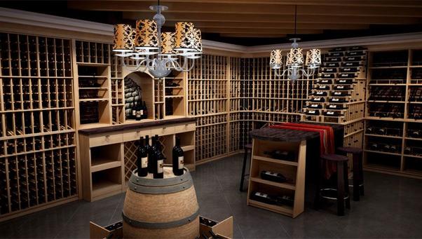 私人酒窖显示出自己的层次、涵养和特性