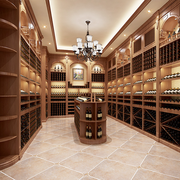 欧式风格酒窖