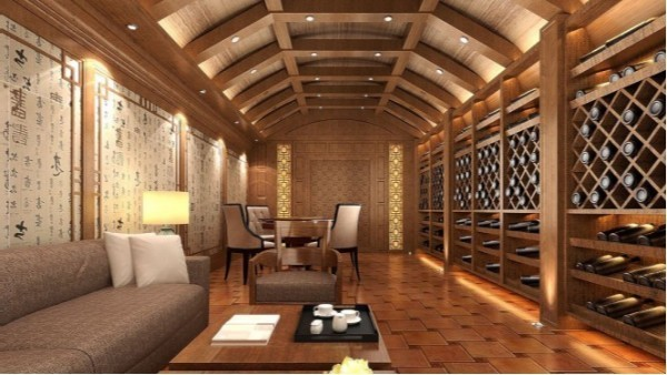酒窖定制设计中恒温恒湿设备的重要性