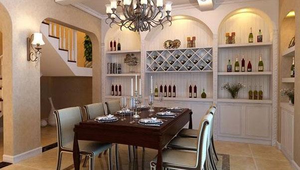 家庭装修有必要做酒柜吗?