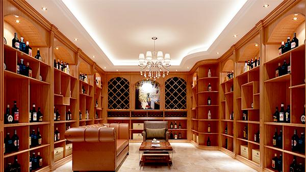 房屋酒柜设计