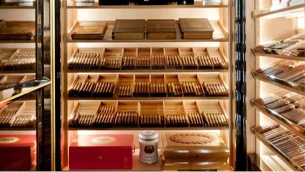 雪茄的终极归宿--恒温恒湿雪茄房
