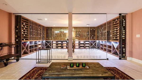 私人酒窖:家中储酒完成个性定制