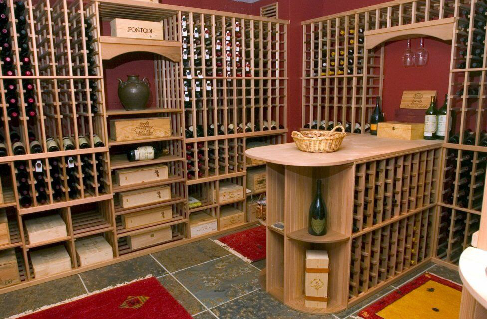 定制私人酒窖