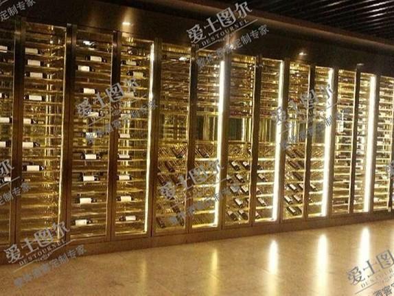 不锈钢恒温酒柜的优点及用途说明