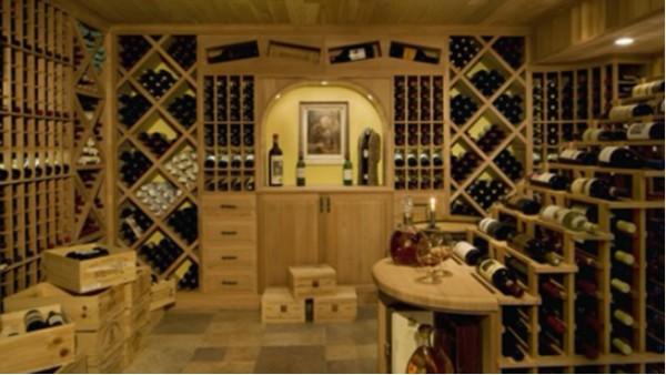 私人酒窖定制为您专属贮藏美酒