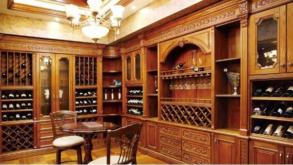 别墅酒窖,是品质生活的象征